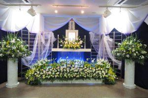 大阪市住吉区での一日葬