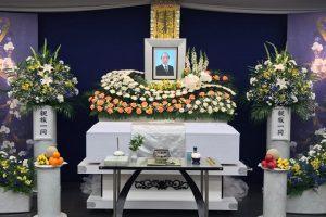 堺市立斎場での家族葬
