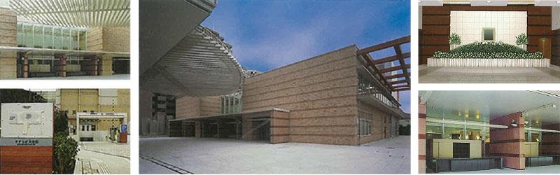 大阪市立 葬斎場 やすらぎ天空間