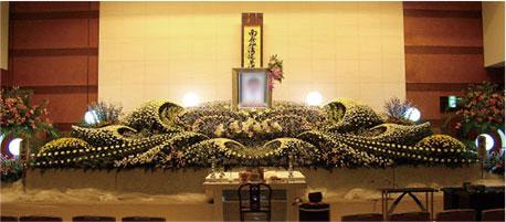 やすらぎ天空館の社葬・団体葬・合同葬