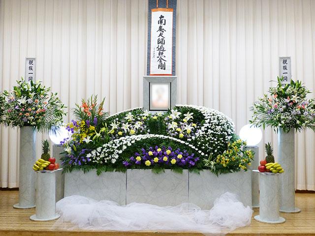堺市立斎場でのご葬儀